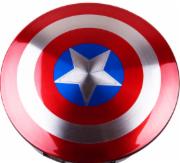 【二手】迪士尼 Marvel漫威系列 移动电源 美国队长盾牌6800毫安